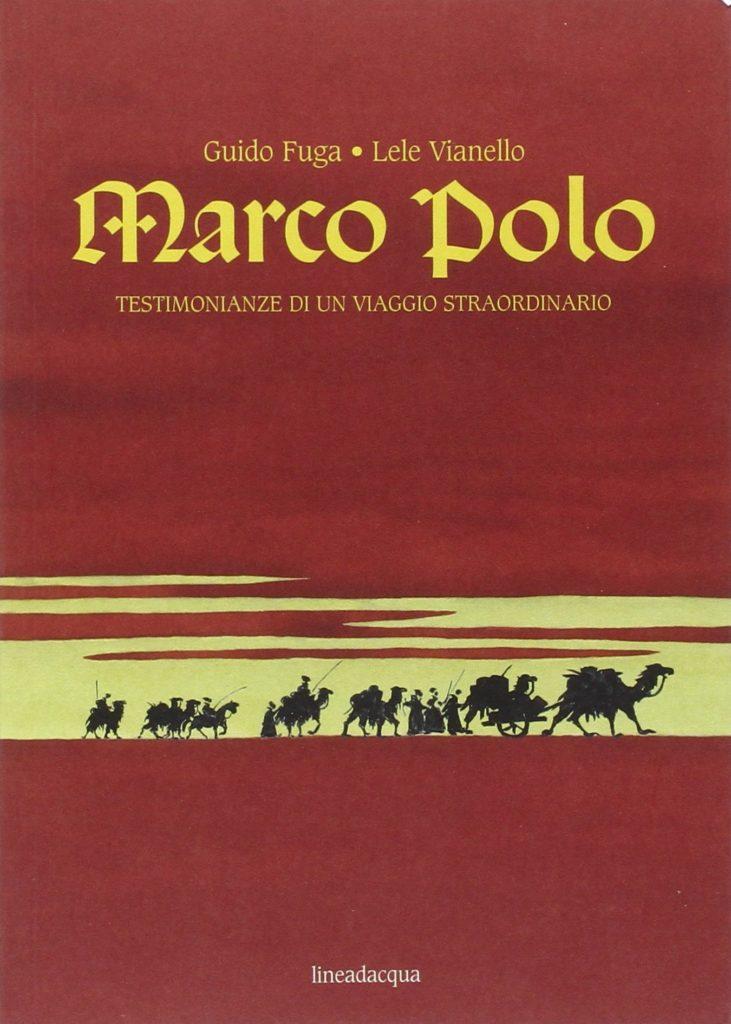 Marco Polo,testimonianze di un viaggio straordinario, copertina