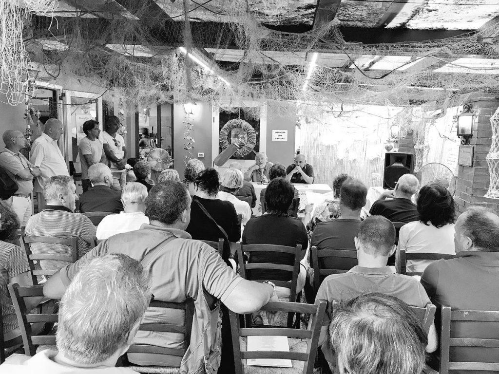 Presentazione del Libro Mari del Sud volume 1 presso il Gruppo Bevanda Malamocco