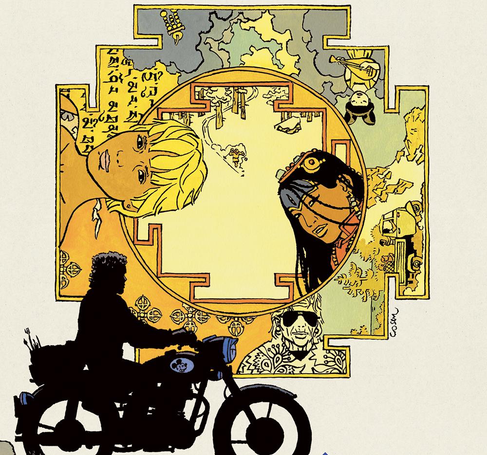 fumetto Archives - Page 3 of 6 - Lele Vianello