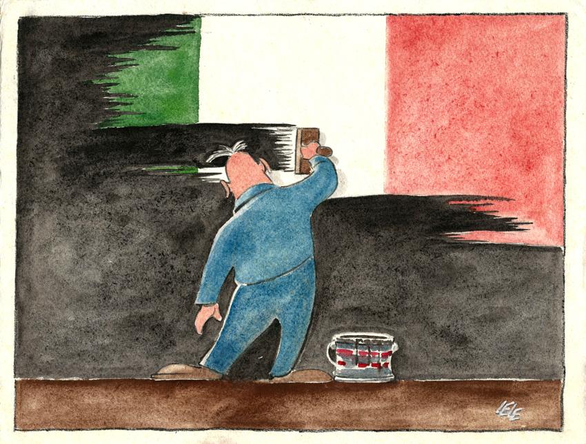 17. Nero italiano
