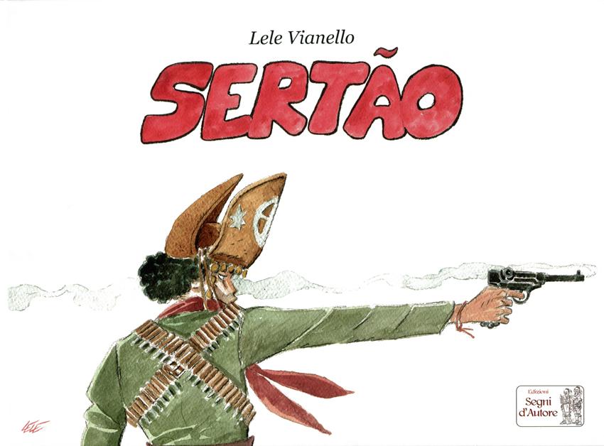 Sertao, copertina
