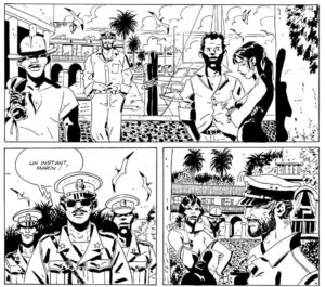 Cubana, estratto pagina