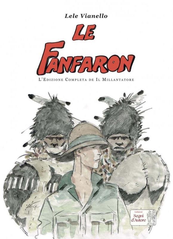Le Fanfaron copertina