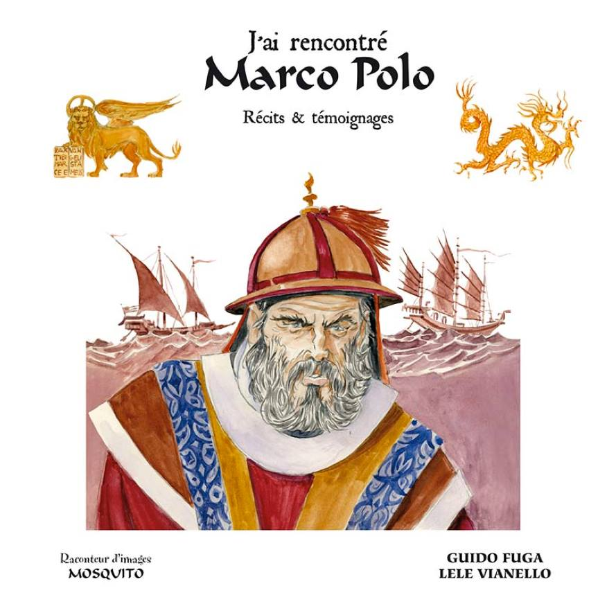 J'ai rencontré Marco Polo, copertina