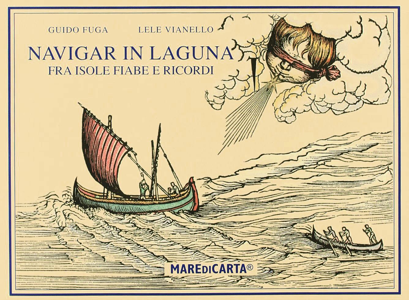 Navigar in Laguna, copertina