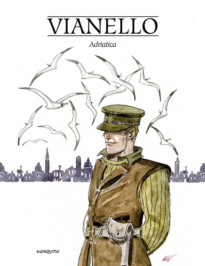 Adriatica, copertina