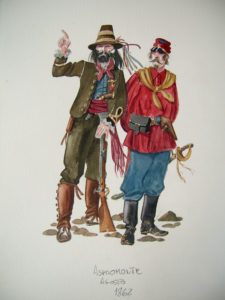 Garibaldi, Aspromonte