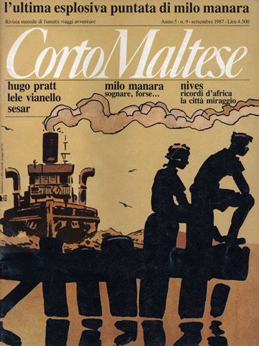 Corto Maltese 1987