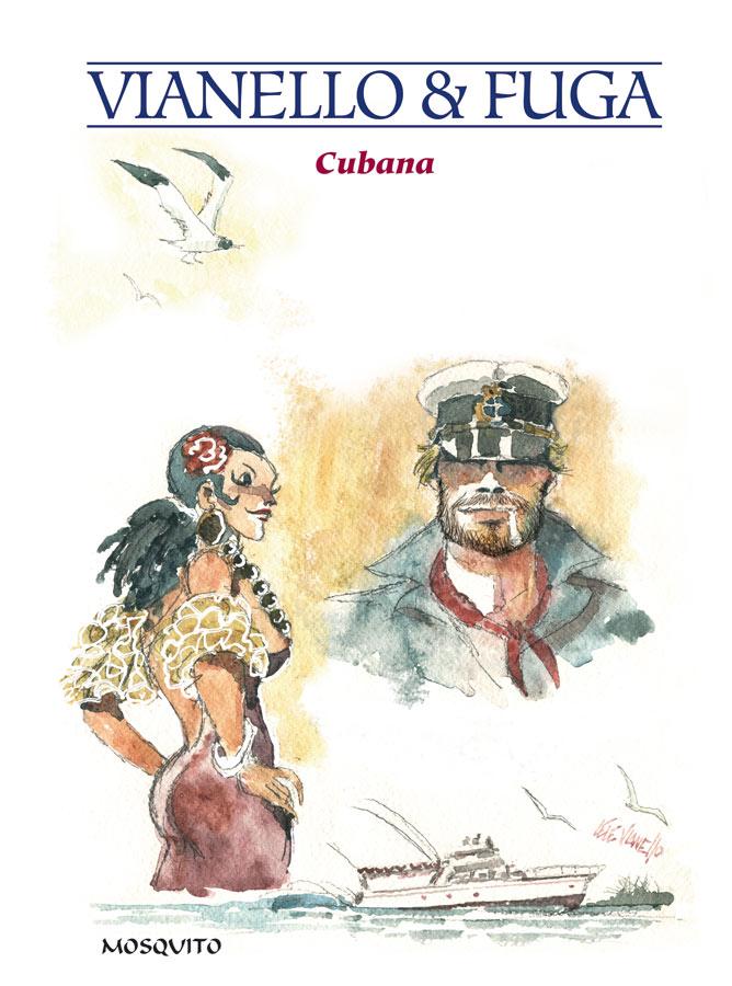 Cubana copertina