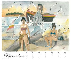 Il Lido, calendario 2014, dicembre