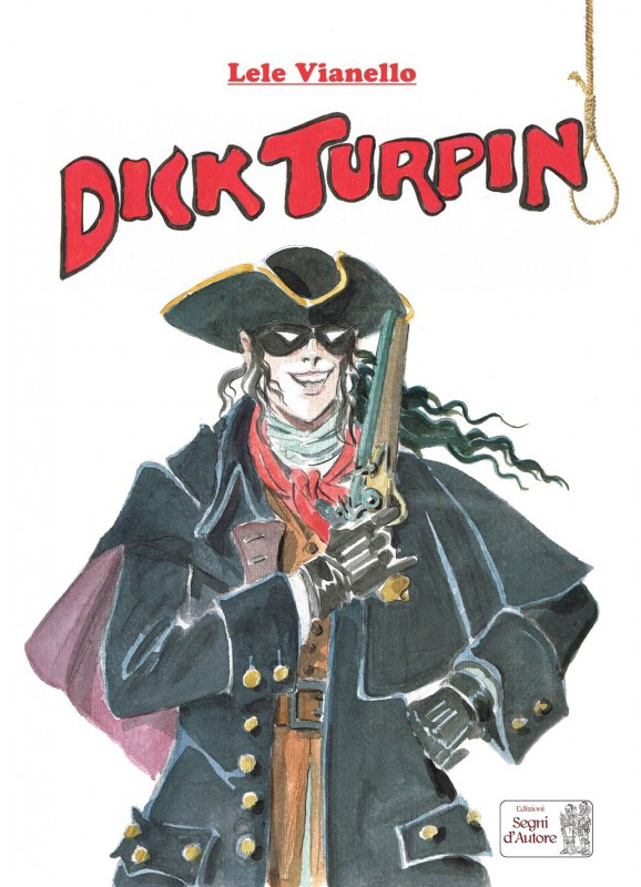 Dick Turpin, copertina italiana