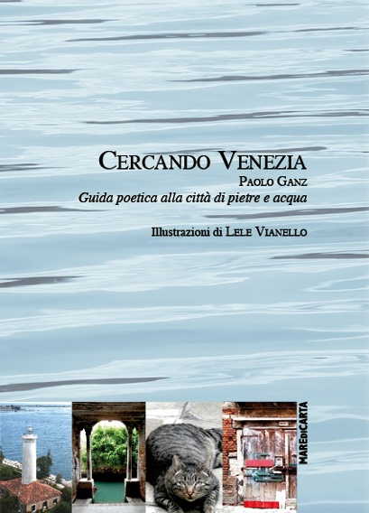 Cercando Venezia, copertina