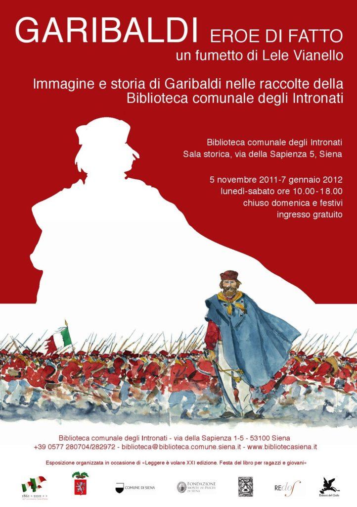 Poster Garibaldi