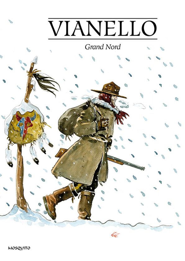 Grand Nord, copertina