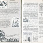 Corto Sconto, pagine