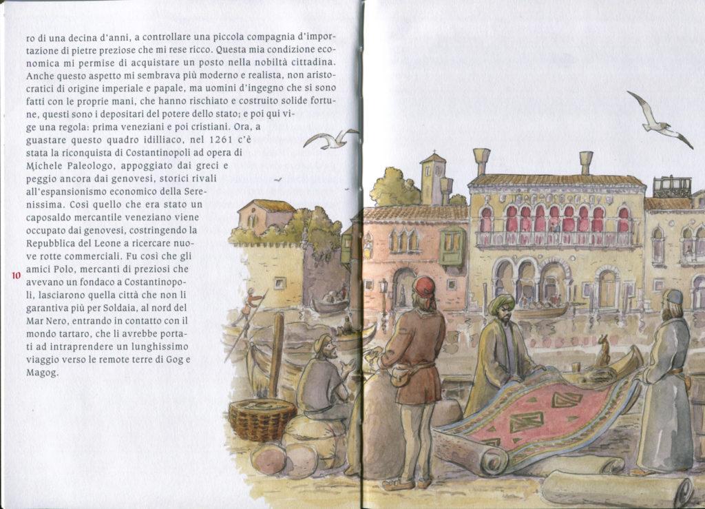 Marco Polo,testimonianze di un viaggio straordinario