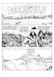 Deerfield, estratto pagina