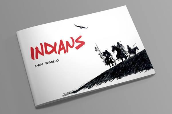 Indians Copertina