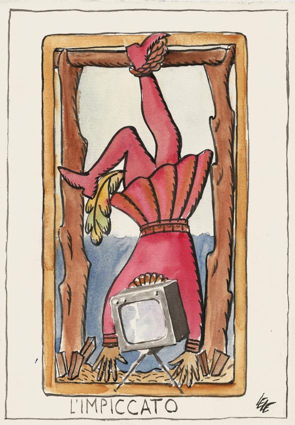 23. L'Impiccato