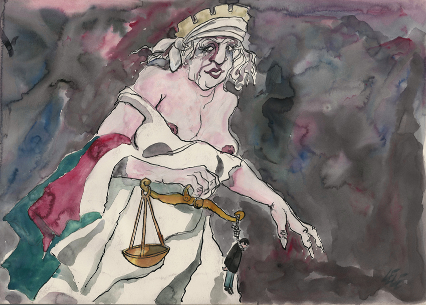 16. La Giustizia italiana