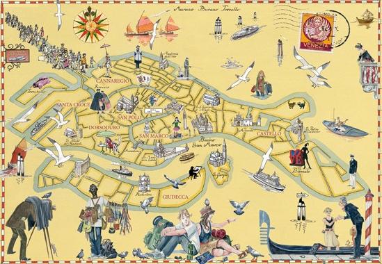 Mappa da collezione