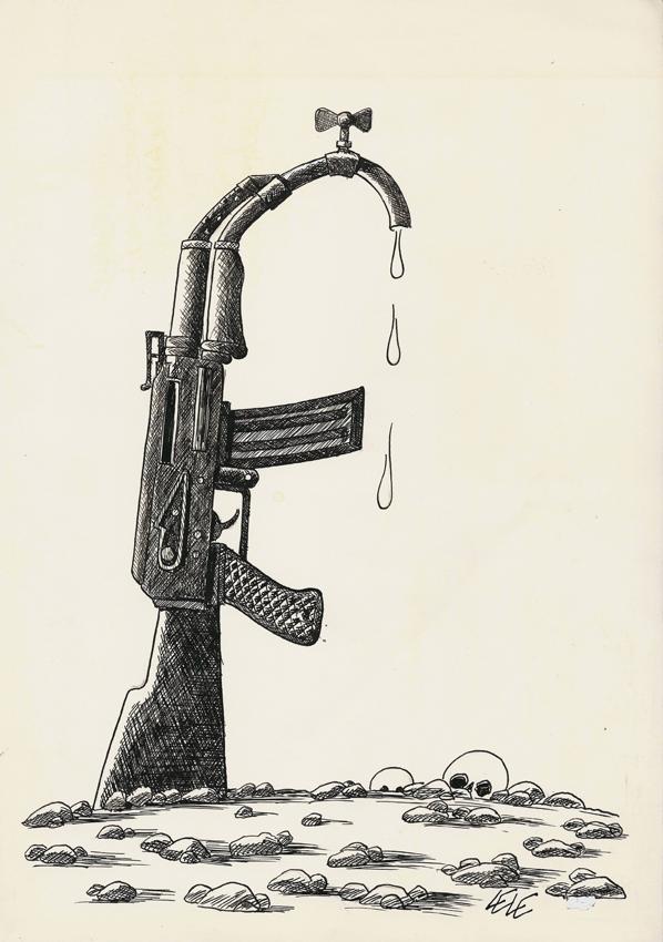 29. Water Wars