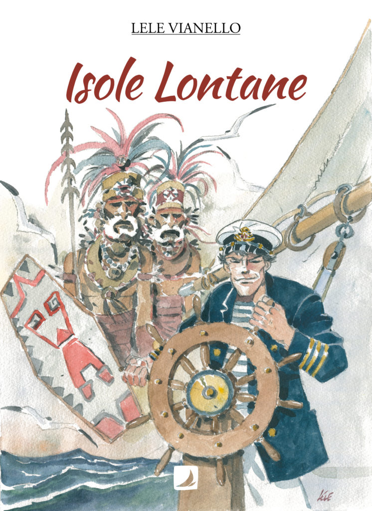 Copertina Isole Lontane 2018