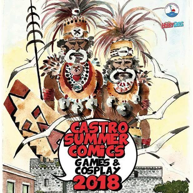 Castro Summer Locandina con Isole Lontane