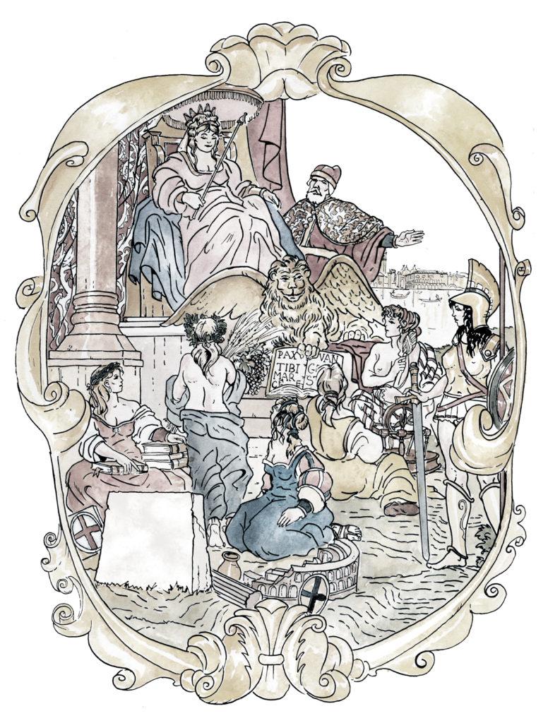 Allegoria di Venezia