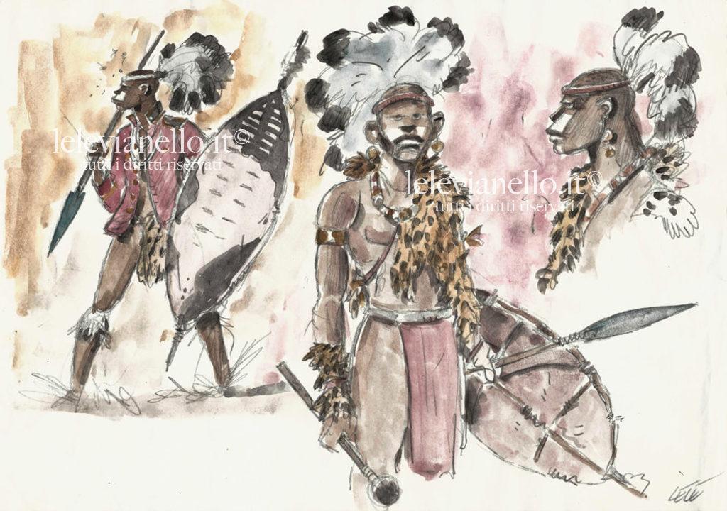 08. Zulu in armi