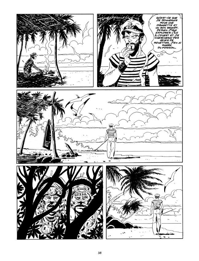 Une île lointaine, pagina 34