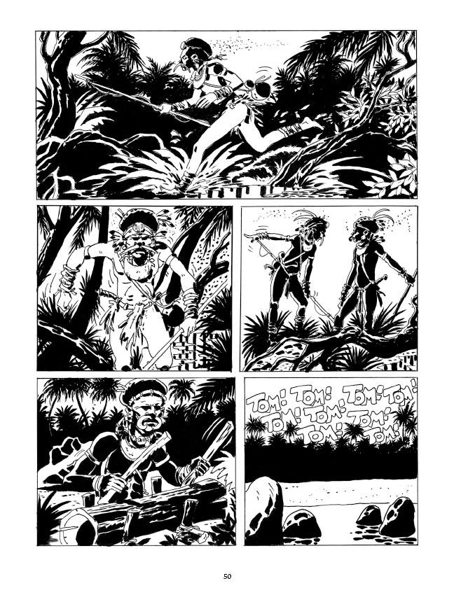 Une île lointaine, pagina 50