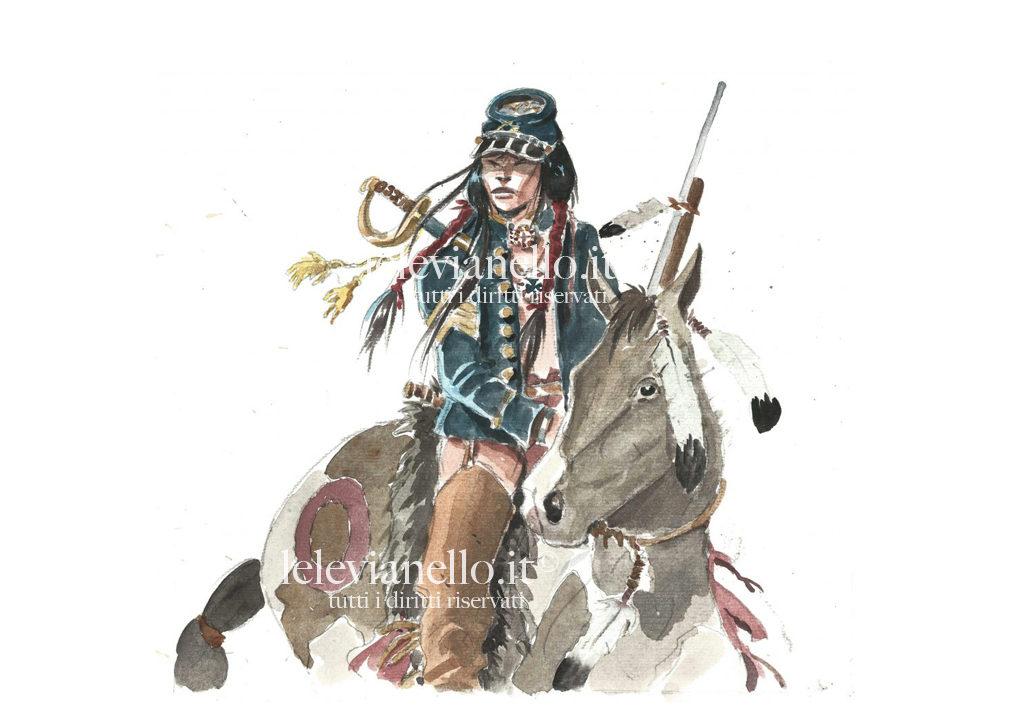 07. Guerriero a cavallo