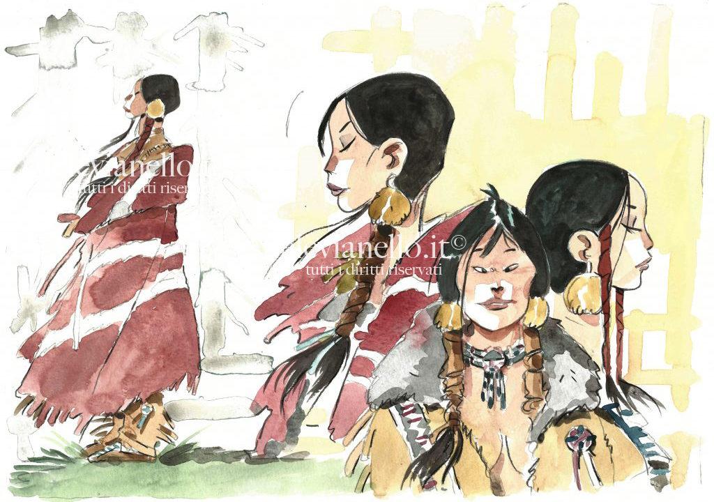 20. Giovani squaw