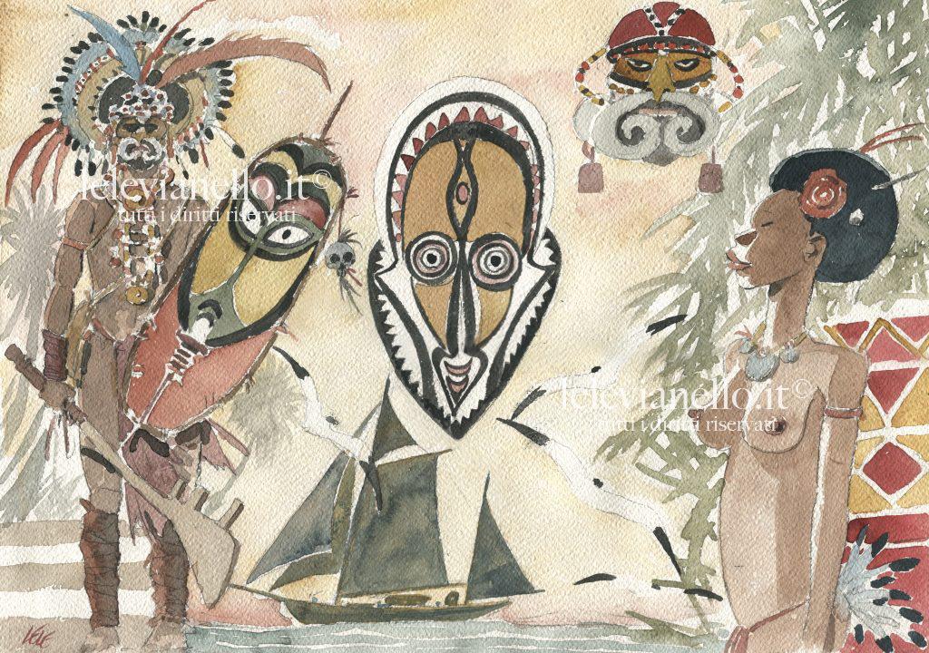 08. Cannibali e maschere