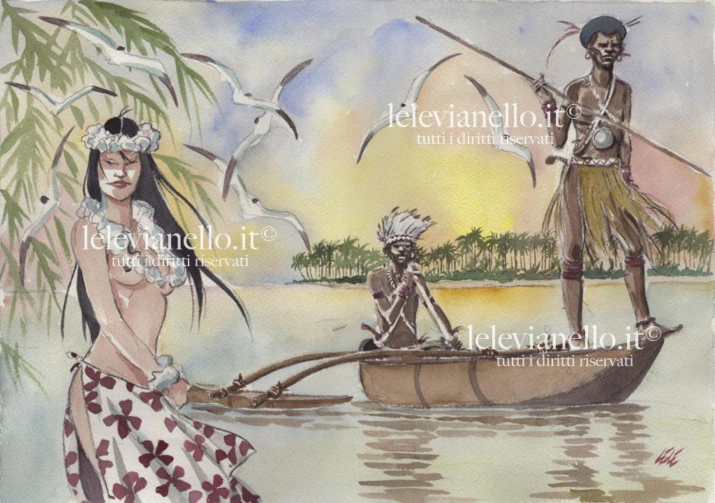 14. Polinesiani