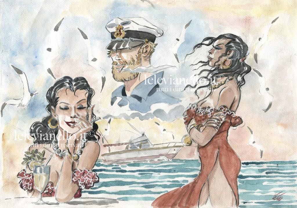 31. Svend e le donne di Cubana