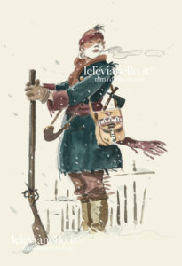 01. Soldato nativo americano