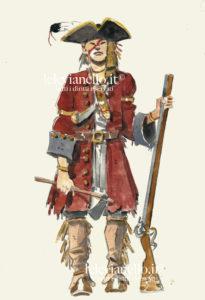 02. Soldato nativo americano