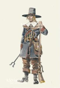 04. Soldato inglese