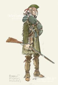 10. Robert Roger's Rangers