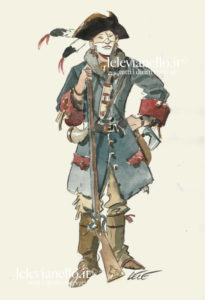 12. Guerriero irochese