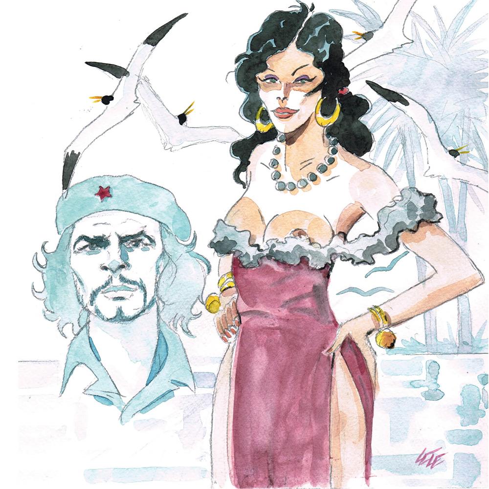 Cubana. Editoriale Cosmo