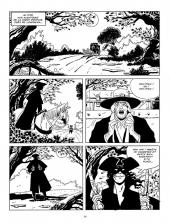 Pagina estratta dal Dick Turpin, edizione Mosquito 2020 (con episodi inediti)