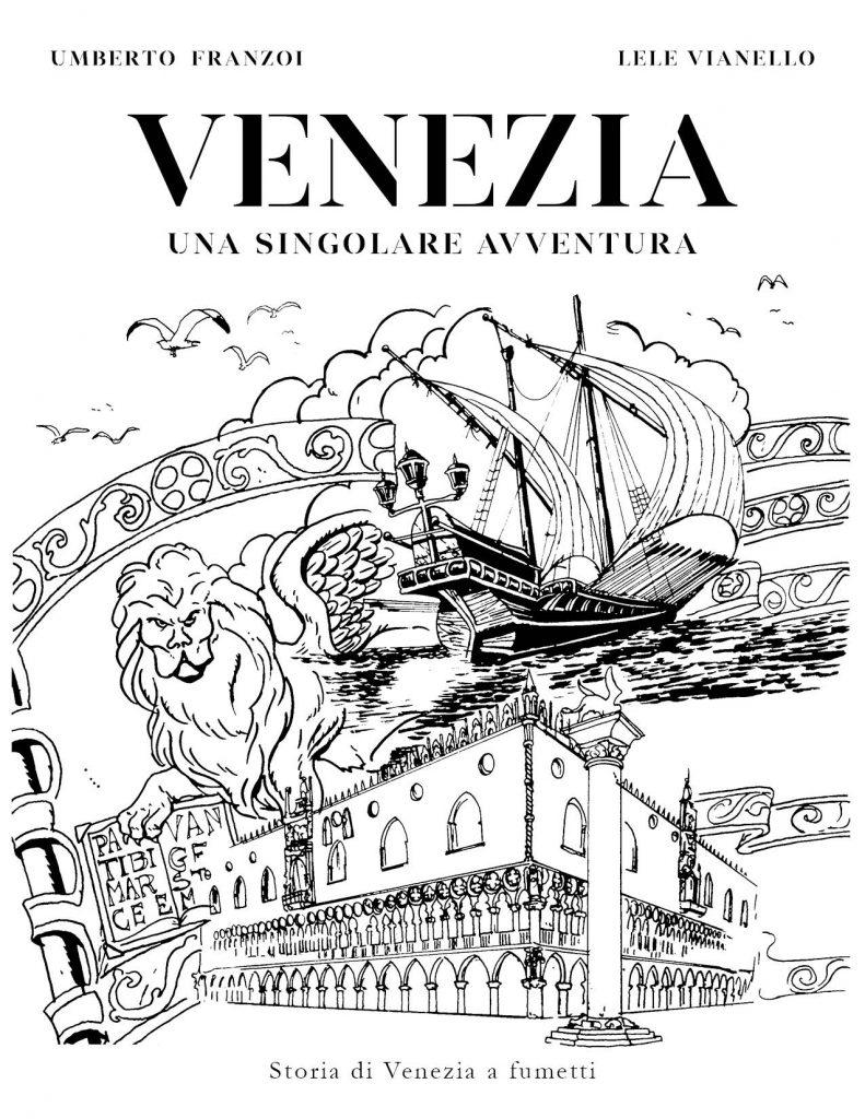 Venezia singolare avventura 2021