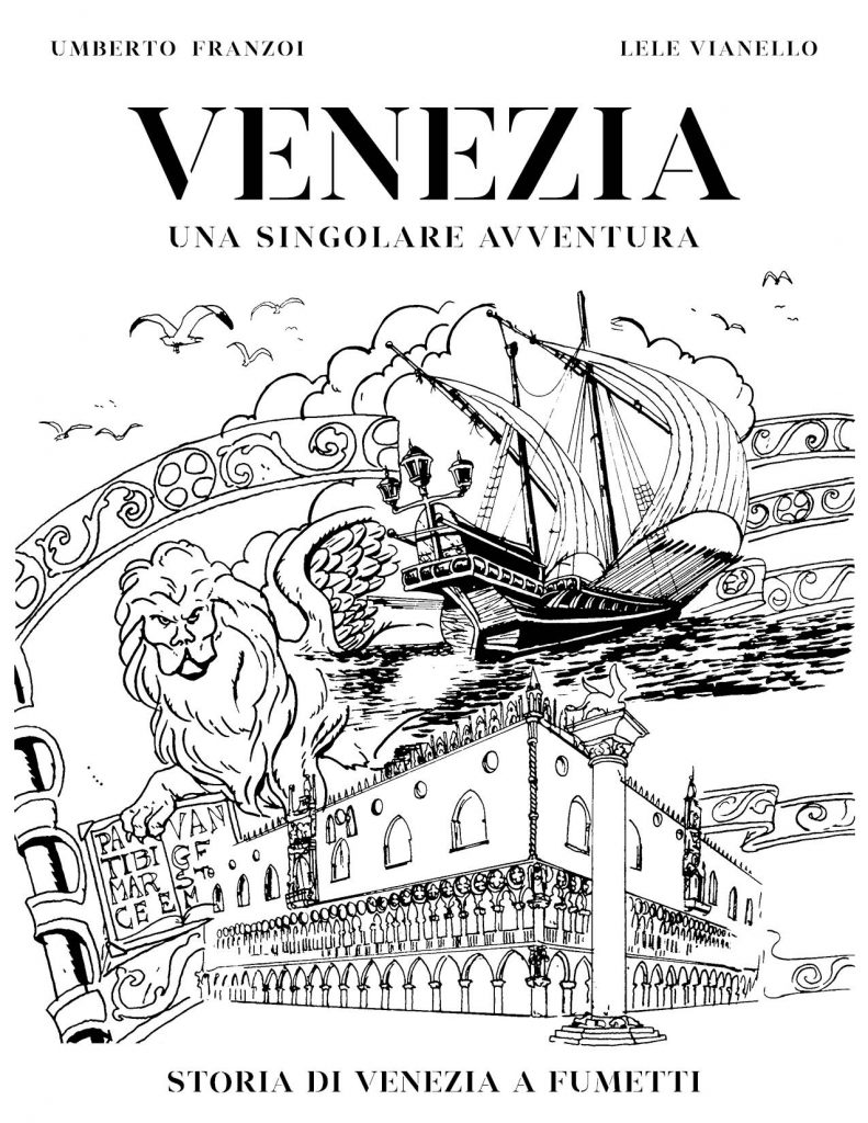 Venezia una singolare avventura