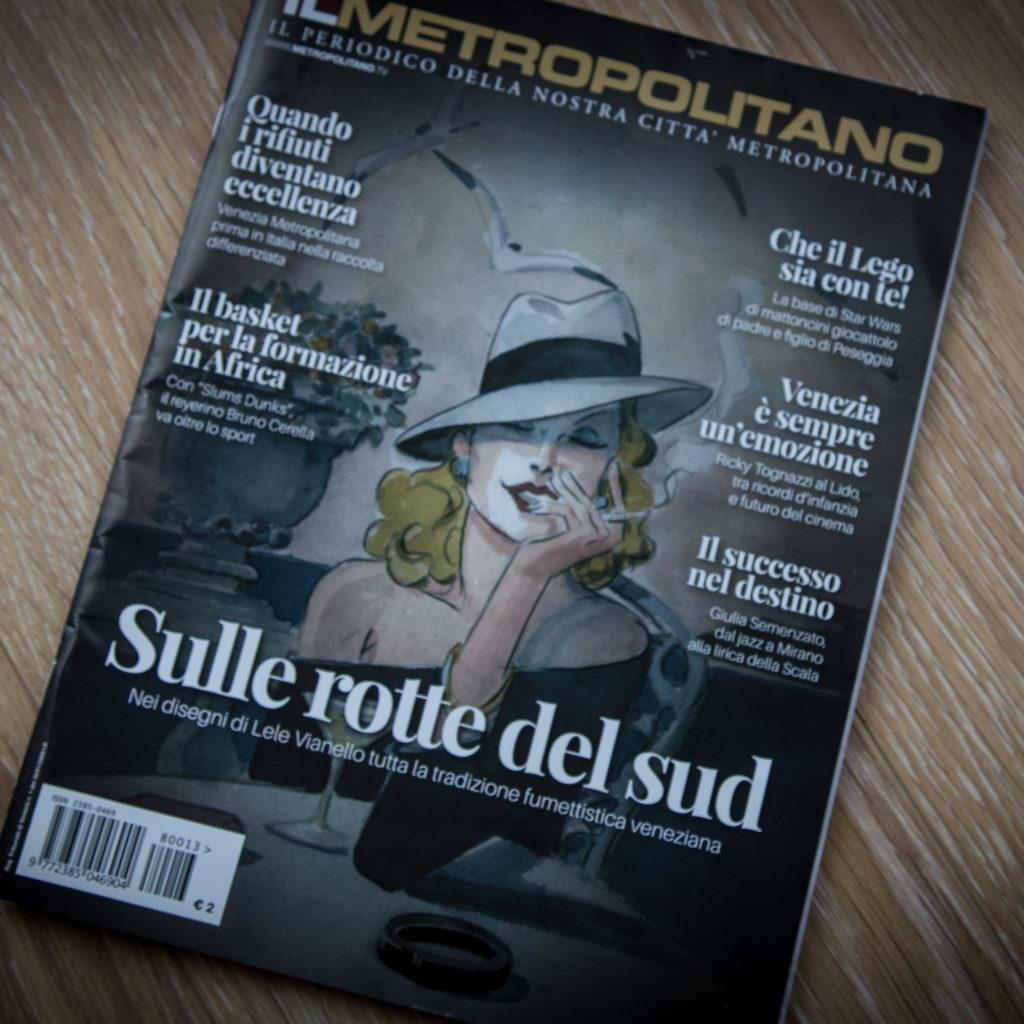 Copertina Il Metropolitano