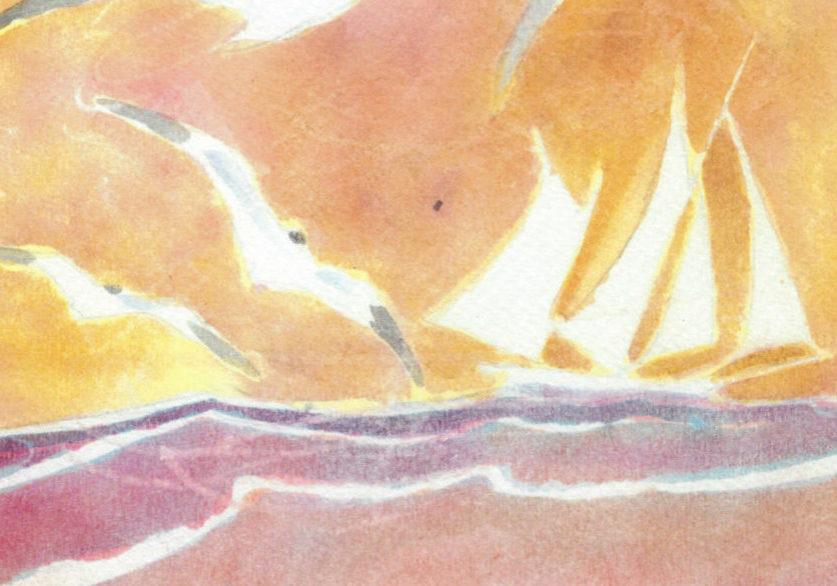 Mare, dettaglio copertina
