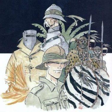 Millantatrore, di Lele Vianello, particolare copertina